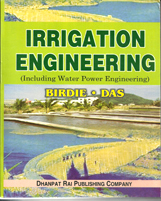 + Irrigation Engineering  + Dhanpatrai Books